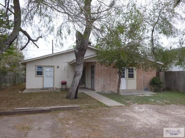 1014 Madison St., Harlingen, TX 78550 (MLS #29721973) :: The Monica Benavides Team at Keller Williams Realty LRGV