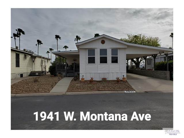 1941 Montana, Harlingen, TX 78550 (MLS #29721974) :: The Monica Benavides Team at Keller Williams Realty LRGV
