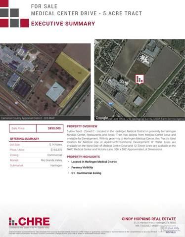 000 Medical Center Dr, Harlingen, TX 78550 (MLS #29721983) :: The Monica Benavides Team at Keller Williams Realty LRGV