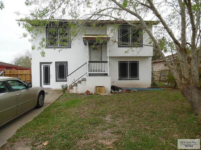 1838 E Tanglewood Dr., Brownsville, TX 78521 (MLS #29722016) :: The Monica Benavides Team at Keller Williams Realty LRGV