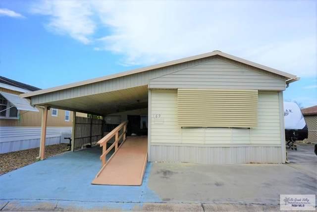169 Chippewa, Harlingen, TX 78550 (MLS #29722027) :: The MBTeam