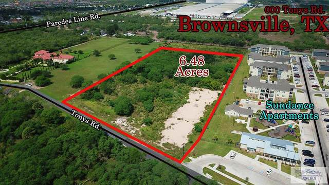 00 Tony Rd, Brownsville, TX 78520 (MLS #29722035) :: The MBTeam