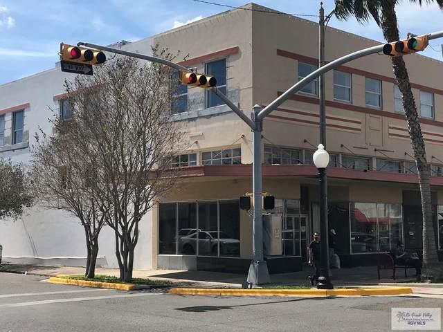 122 E Jackson St., Harlingen, TX 78550 (MLS #29722230) :: The Monica Benavides Team at Keller Williams Realty LRGV