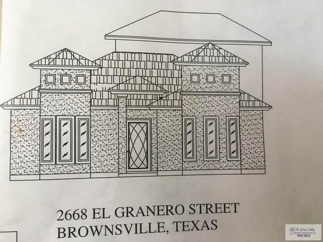 2668 El Granero St., Brownsville, TX 78520 (MLS #29722258) :: The Monica Benavides Team at Keller Williams Realty LRGV
