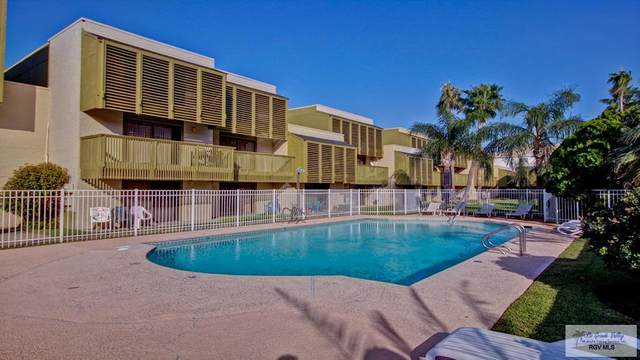 227 W Morningside Dr. #110, South Padre Island, TX 78597 (MLS #29722323) :: The Monica Benavides Team at Keller Williams Realty LRGV