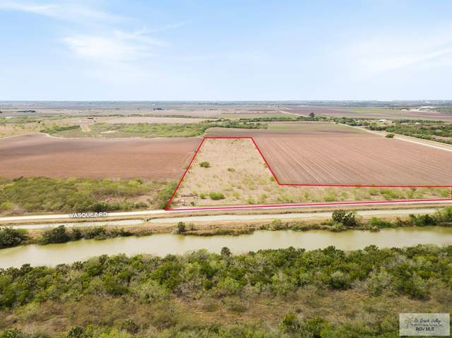 0 Vasquez Rd., San Benito, TX 78586 (MLS #29722358) :: The MBTeam