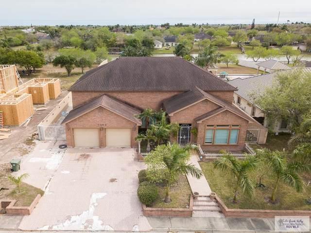 5242 Rustic Manor Dr., Brownsville, TX 78526 (MLS #29722359) :: The Monica Benavides Team at Keller Williams Realty LRGV