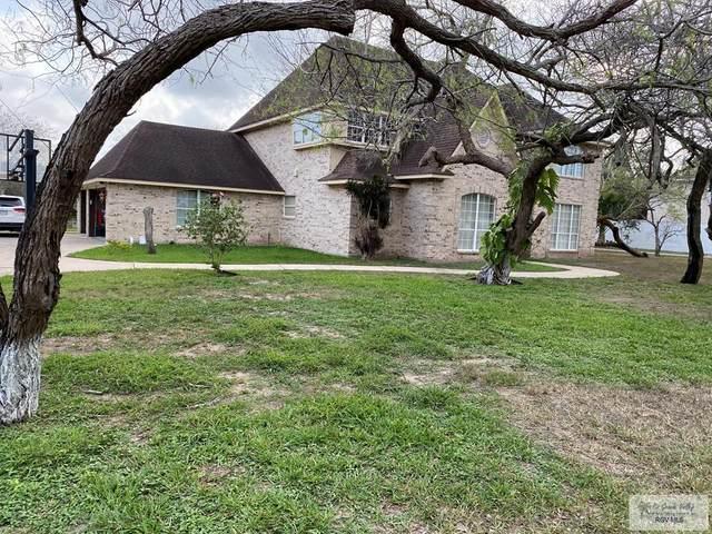 2808 Hackberry Ln., Brownsville, TX 78521 (MLS #29722495) :: The MBTeam