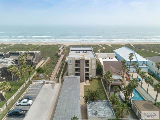 2412 Gulf Blvd. #301, South Padre Island, TX 78597 (MLS #29722538) :: The MBTeam