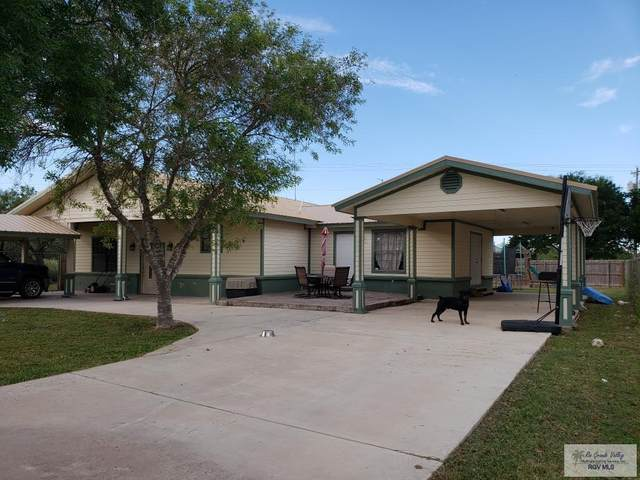 122 W Hwy 281, San Benito, TX 78586 (MLS #29722634) :: The Monica Benavides Team at Keller Williams Realty LRGV