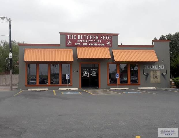 1219 W Tyler Ave., Harlingen, TX 78552 (MLS #29722649) :: The MBTeam