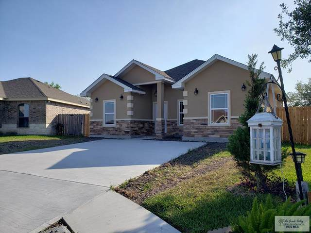 3012 Regal Way, San Benito, TX 78586 (MLS #29722657) :: The Monica Benavides Team at Keller Williams Realty LRGV