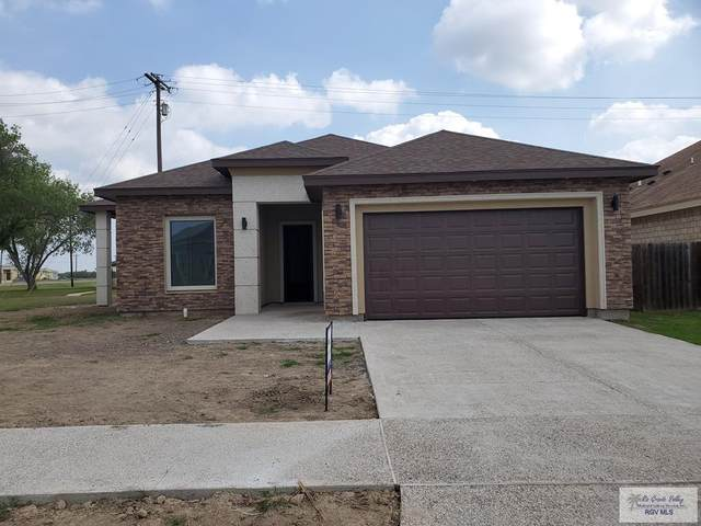 4705 N Westgate Cir., Harlingen, TX 78552 (MLS #29722689) :: The Monica Benavides Team at Keller Williams Realty LRGV