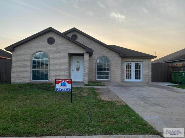 2368 W Frankfurt St., Brownsville, TX 78520 (MLS #29722714) :: The Monica Benavides Team at Keller Williams Realty LRGV
