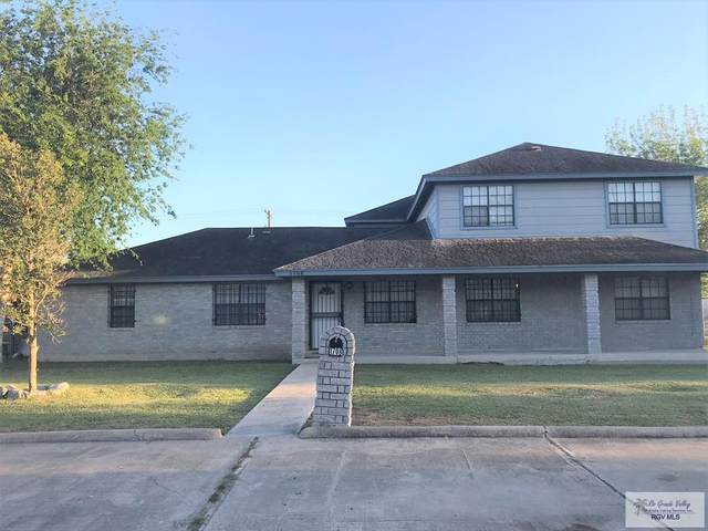1708 E Van Buren Ave., Harlingen, TX 78550 (MLS #29722718) :: The Monica Benavides Team at Keller Williams Realty LRGV