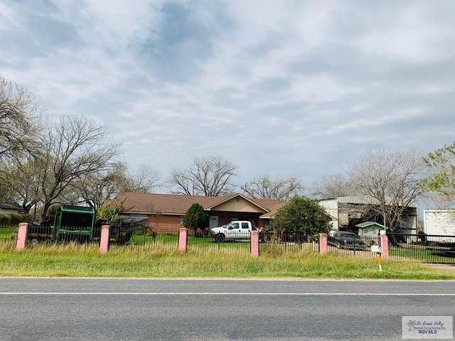 9917 Fm 493, Donna, TX 78537 (MLS #29722724) :: The Monica Benavides Team at Keller Williams Realty LRGV