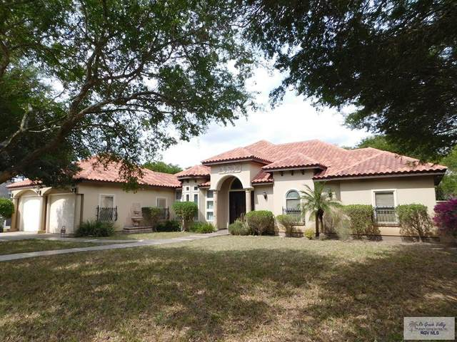 5445 Lamp Light Pass, Brownsville, TX 78059 (MLS #29722737) :: The Monica Benavides Team at Keller Williams Realty LRGV