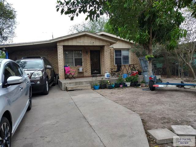 105 Delta Dr, Brownsville, TX 78521 (MLS #29722758) :: The Monica Benavides Team at Keller Williams Realty LRGV