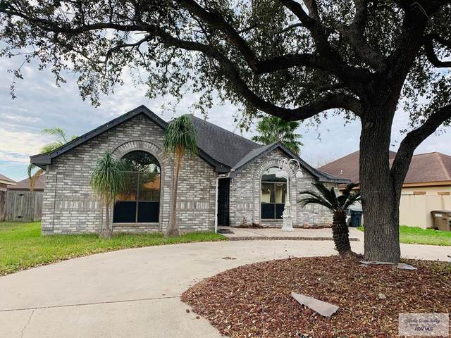 1706 Nora Dr, Edinburg, TX 78539 (MLS #29722784) :: The Monica Benavides Team at Keller Williams Realty LRGV