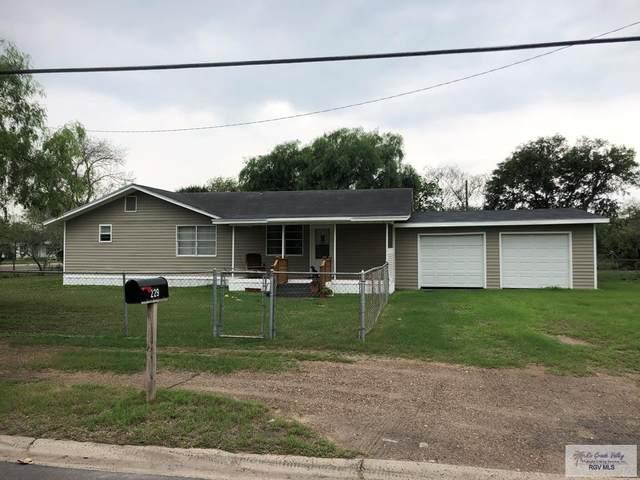 229 N 2ND ST., Raymondville, TX 78580 (MLS #29722791) :: The Monica Benavides Team at Keller Williams Realty LRGV