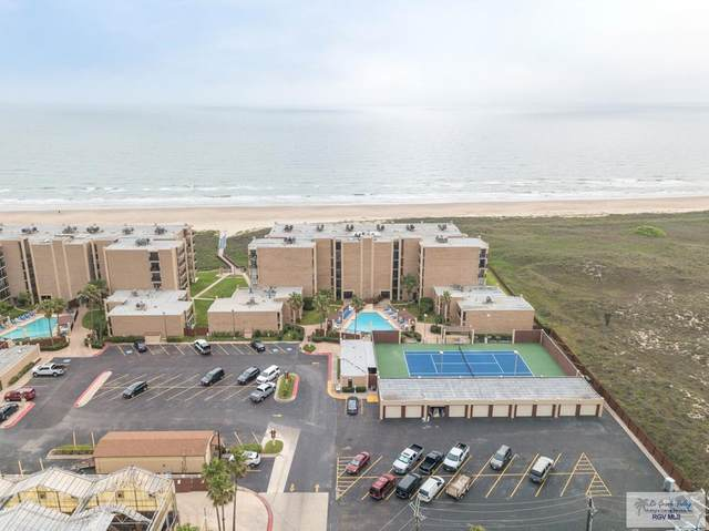 110 Padre Blvd. #211, South Padre Island, TX 78501 (MLS #29722860) :: The MBTeam