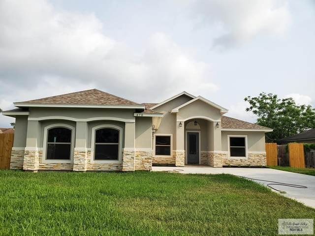 470 St Michael Ave, Brownsville, TX 78521 (MLS #29722883) :: The Monica Benavides Team at Keller Williams Realty LRGV