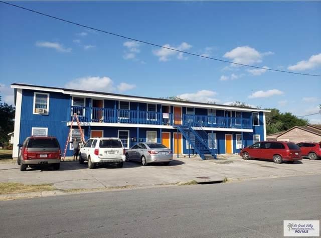 604 Villa Maria Blvd., Brownsville, TX 78520 (MLS #29722936) :: The Monica Benavides Team at Keller Williams Realty LRGV