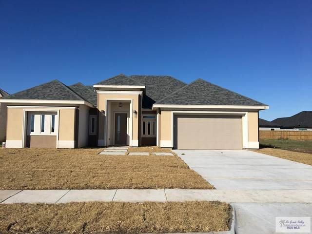 105 Hawk Ave., Los Fresnos, TX 78566 (MLS #29722941) :: The Monica Benavides Team at Keller Williams Realty LRGV