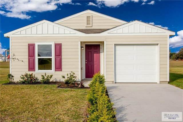 1616 Buen Camino, Weslaco, TX 78596 (MLS #29722989) :: The Monica Benavides Team at Keller Williams Realty LRGV