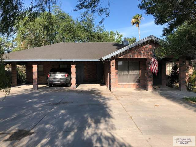 409 Robertson St., Los Indios, TX 78586 (MLS #29723101) :: The Monica Benavides Team at Keller Williams Realty LRGV