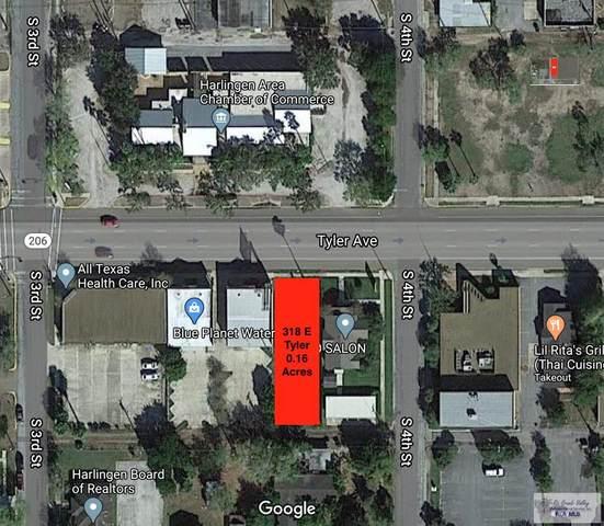 318 E Tyler Ave., Harlingen, TX 78550 (MLS #29723206) :: The MBTeam