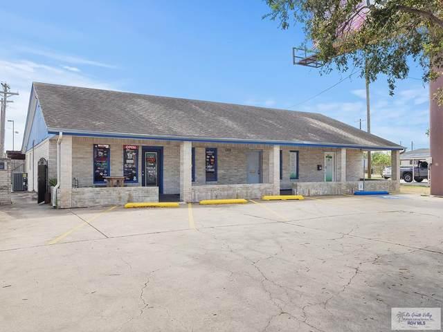1322 E Harrison Ave., Harlingen, TX 78550 (MLS #29723232) :: The MBTeam