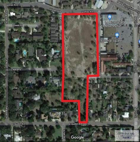 6.23 Acres Grimes Ave., Harlingen, TX 78550 (MLS #29723386) :: The MBTeam