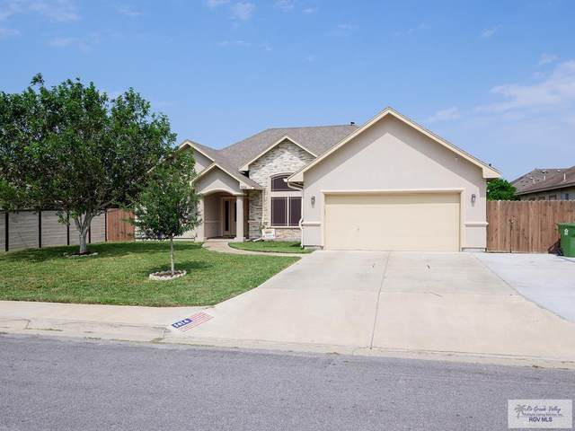 5614 Rawhide Dr., Brownsville, TX 78526 (MLS #29723387) :: The Monica Benavides Team at Keller Williams Realty LRGV