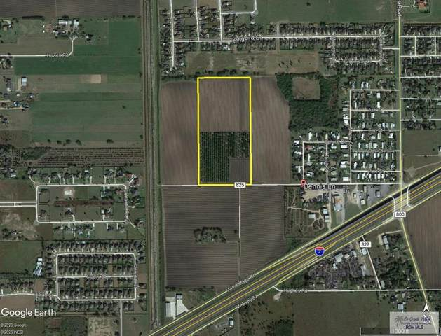 20 AC W Dennis Ln., Harlingen, TX 78552 (MLS #29723438) :: The Monica Benavides Team at Keller Williams Realty LRGV
