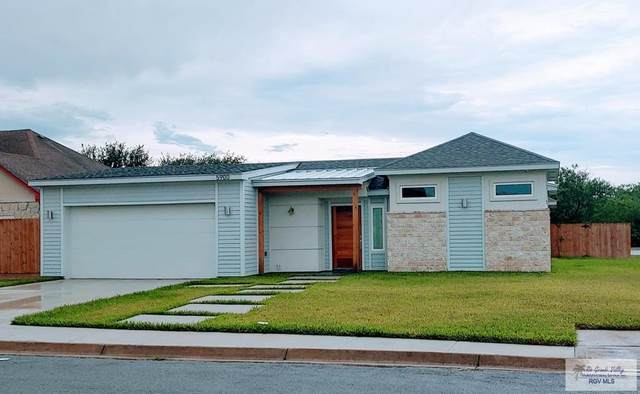 5900 Norma Pechero Ln., Brownsville, TX 78526 (MLS #29723445) :: The Monica Benavides Team at Keller Williams Realty LRGV