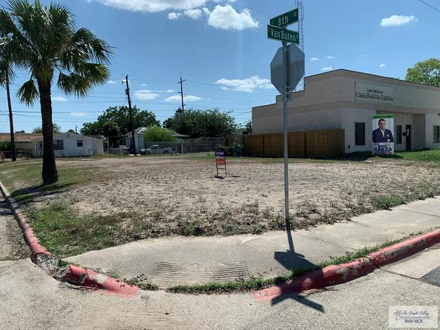 732,748,754 E Van Buren St. Lot 1 , Ha, Brownsville, TX 78520 (MLS #29723462) :: The Monica Benavides Team, LLC