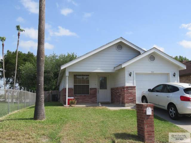 201 Pocahontas Dr., Harlingen, TX 78552 (MLS #29723490) :: The Monica Benavides Team at Keller Williams Realty LRGV