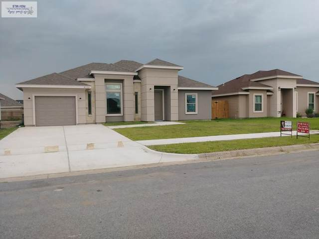 8729 Pink Flamingo St., Harlingen, TX 78552 (MLS #29723519) :: The Monica Benavides Team at Keller Williams Realty LRGV