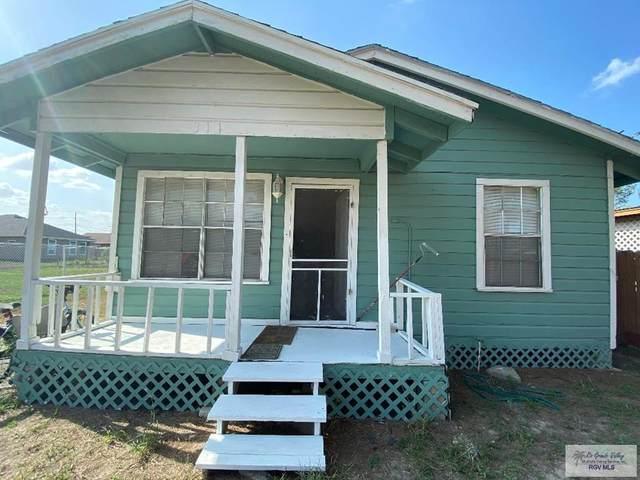 311 Avenida Estrella, Brownsville, TX 78523 (MLS #29723537) :: The Monica Benavides Team at Keller Williams Realty LRGV