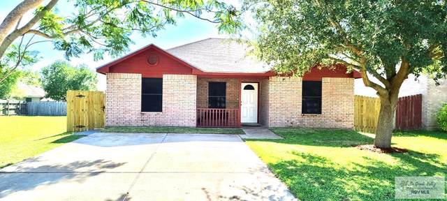 2809 Foxtail Palm, Harlingen, TX 78552 (MLS #29723538) :: The Monica Benavides Team at Keller Williams Realty LRGV