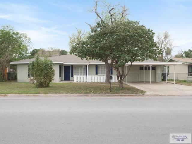 1010 E Grimes St, Harlingen, TX 78550 (MLS #29723754) :: The Monica Benavides Team at Keller Williams Realty LRGV