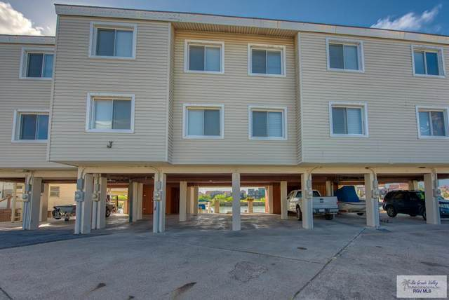 401 Island Ave. 72-A, Port Isabel, TX 78578 (MLS #29723764) :: The Monica Benavides Team at Keller Williams Realty LRGV