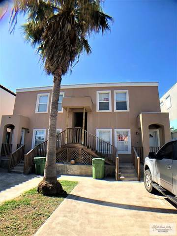 108 E Retama Dr. #3, South Padre Island, TX 78597 (MLS #29723774) :: The MBTeam