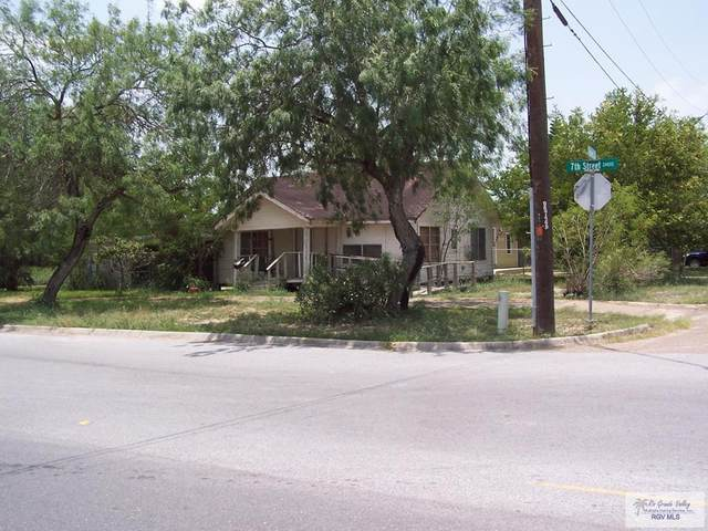 2403 N 7TH ST., Harlingen, TX 78550 (MLS #29723883) :: The Monica Benavides Team at Keller Williams Realty LRGV