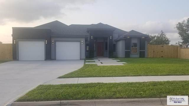 3289 Dusk Dr, Brownsville, TX 78526 (MLS #29723904) :: The Monica Benavides Team at Keller Williams Realty LRGV
