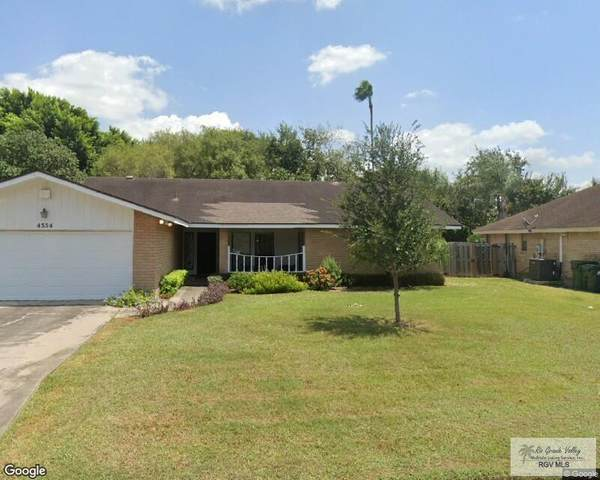 4554 Lakeway Dr., Brownsville, TX 78520 (MLS #29723967) :: The Monica Benavides Team at Keller Williams Realty LRGV
