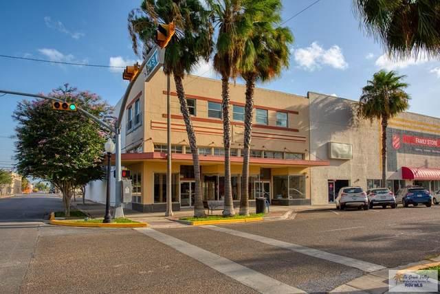 122 E Jackson Ave., Harlingen, TX 78550 (MLS #29724110) :: The MBTeam