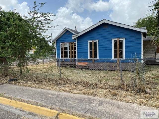 854 Filmore St, Brownsville, TX 78520 (MLS #29724128) :: The Monica Benavides Team, LLC