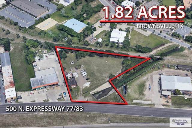 500 N Expressway, Brownsville, TX 78521 (MLS #29724132) :: The MBTeam